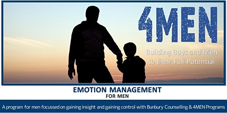 4MEN Emotion Management Workshop tickets