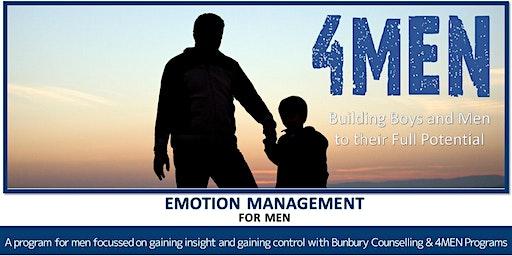 4MEN Emotion Management Workshop