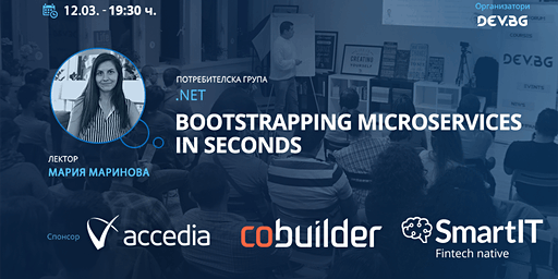 .NET: Bootstrapping microservices in seconds