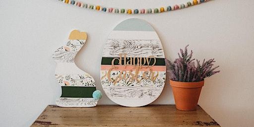 April 7: Easter Decor