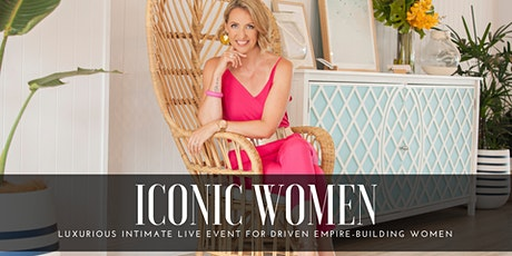 ICONIC WOMEN tickets