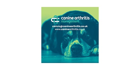Canine Arthritis Management Owner Workshop Cromwell tickets