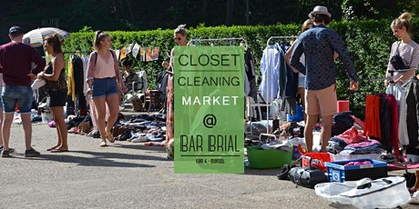 Closet Cleaning Market - Vrijdag 1 mei 2020 - Mortsel 'Bar Brial' tickets