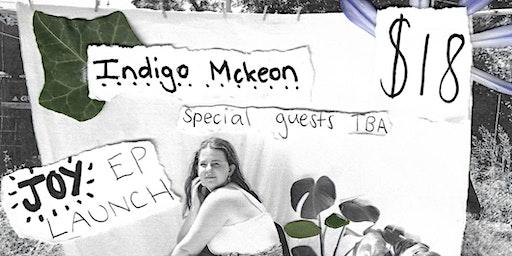 Indigo Mckeon Joy EP launch