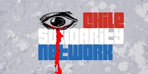 Chile Solidarity Network organising meeting 2020