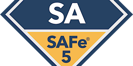 Online Leading SAFe 5.0 with SAFe Agilist(SA) Certification Raleigh, North Carolina (Weekend)  tickets