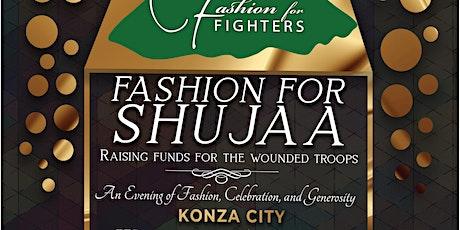 Fashion for Shujaa. tickets