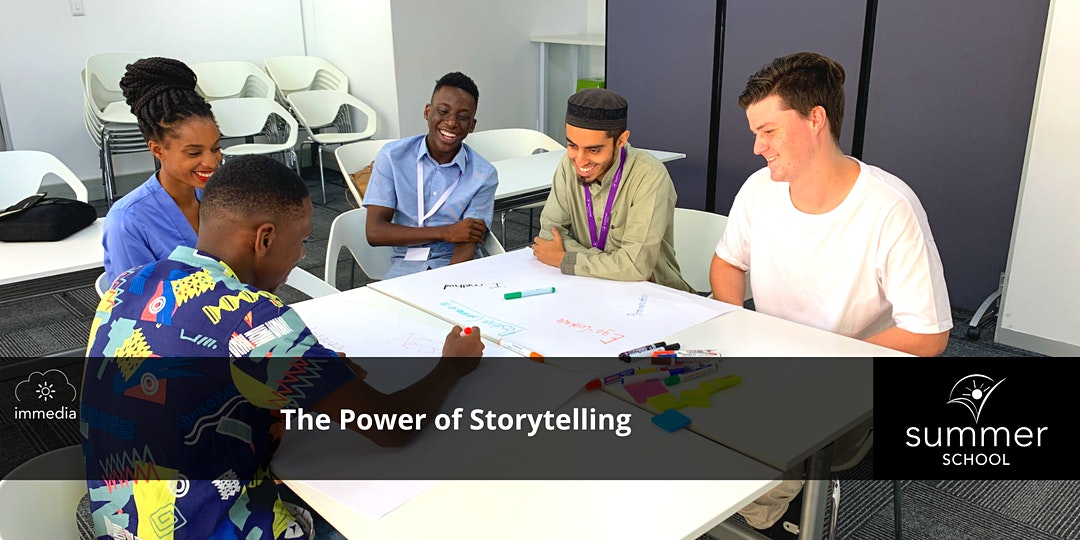 Summer School Open Night: The Power of Storytelling