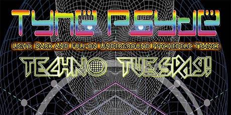Techno Tuesday! tickets