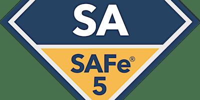 Leading SAFe 5.0 with SAFe Agilist(SA) Certification Hartford ,Connecticut (Weekend)