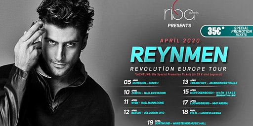 Reynmen Revolution Europe Tour 2020