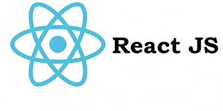 Front-end Web Development using ReactJS tickets