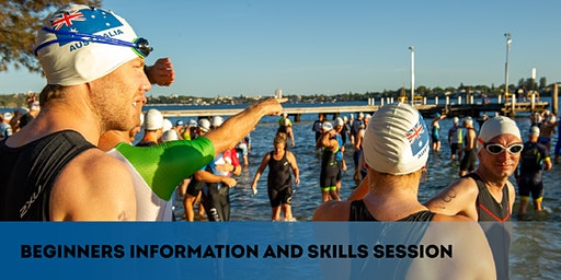 Beginners Information and Skills Session
