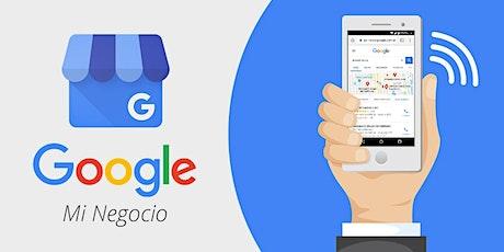 Curso de Google Mi Negocio (Cod.506) entradas