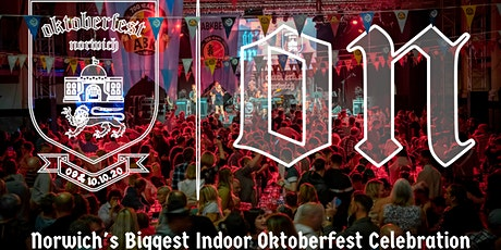 Oktoberfest Norwich tickets