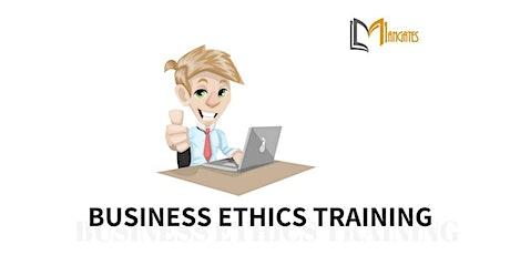 Business Ethics 1 Day Virtual Live Training in Hamburg billets