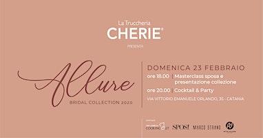 Presentazione Allure - bridal collection 2020