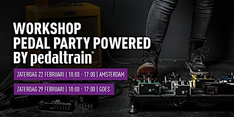 Pedal Party powered by Pedaltrain tickets