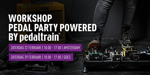 Pedal Party powered by Pedaltrain