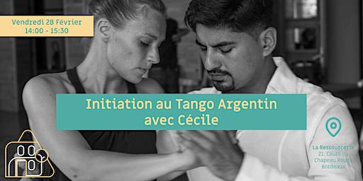 Initiation au Tango Argentin