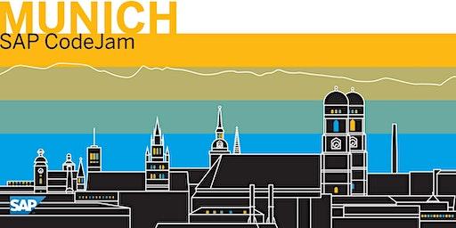 SAP CodeJam Munich