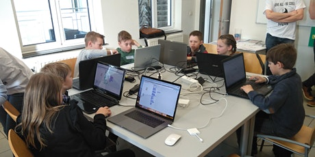 CoderDojo Lanaken - 23/02/2020 tickets