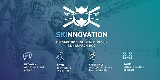 Skinnovation - Startup Conference on Skis