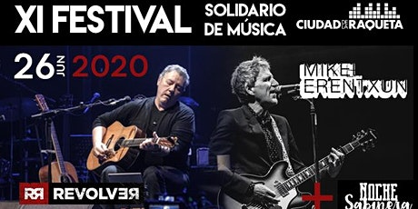 Revolver + Mikel erentxun + Noche Sabinera en Madrid entradas