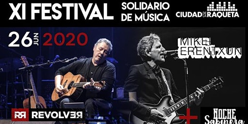 Revolver + Mikel erentxun + Noche Sabinera en Madrid