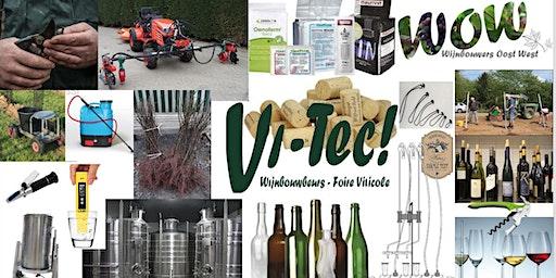 Vi-Tec! Wijnbouwbeurs-Foire Viticole