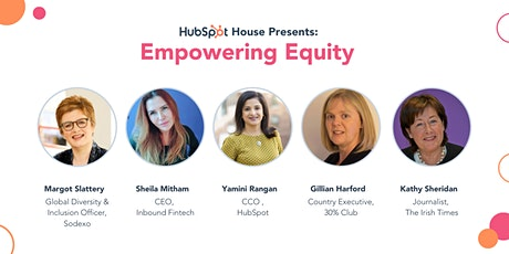 HubSpot House Presents: Empowering Equity tickets