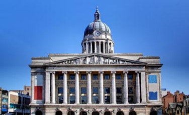 NPS & Nottingham Partners City Centre Strategy Review tickets