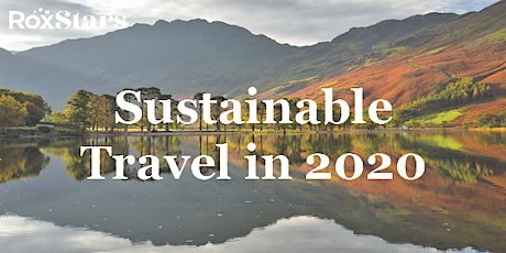 Roxhill Breakfast Event: Sustainable Travel in 2020 tickets