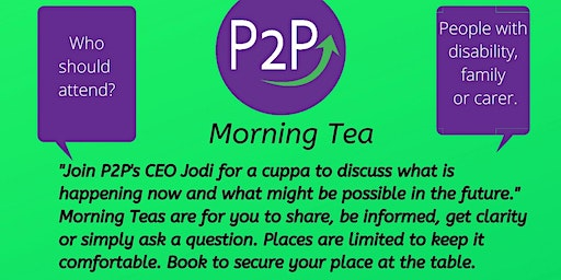 Morning Tea with the CEO - Caboolture