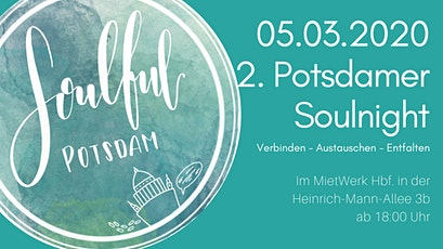 2. Potsdamer Soulnight Tickets