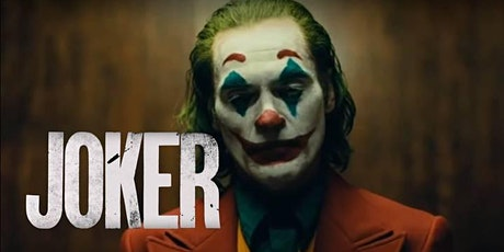 Community Cinema Presents...Joker tickets