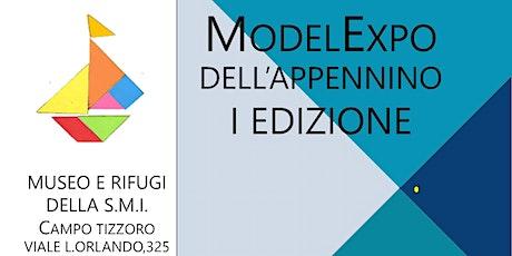 ModelExpo dell'Appennino biglietti