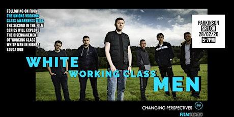 Film Series - Working Class White Men tickets