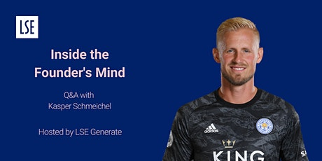 Inside the Founder's Mind: Q&A with Kasper Schmeichel tickets