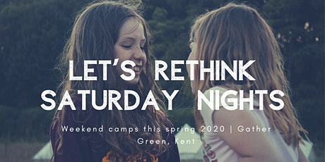 Saturday Night Sleep Out  tickets