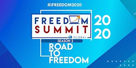 Freedom Summit Global Season 2 :  Road to Freedom tickets