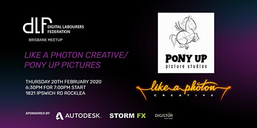 DLF Brisbane Speaker Event | Like A Photon Creative/Pony Up Pictures