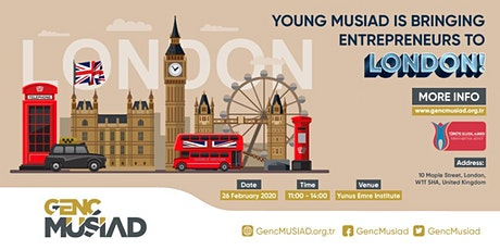 Young MUSIAD Turkish Startups Pitch Day tickets