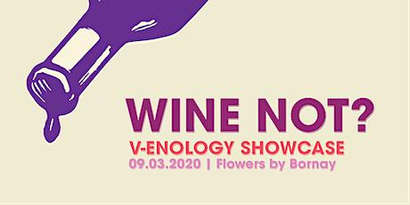 Wine Not 2020   V-Enology Showcase Barcelona entradas