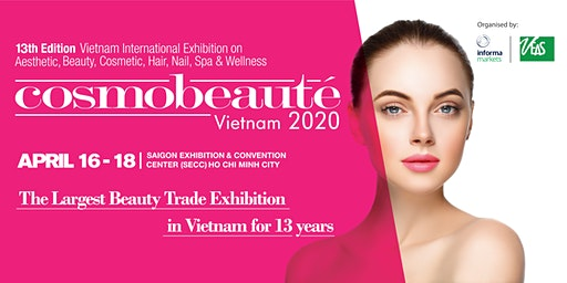 Cosmobeauté Vietnam 2020