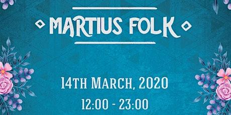 Martius Folk Festival tickets