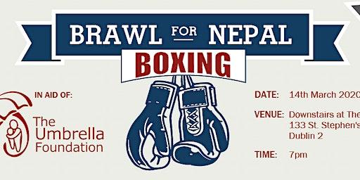 Brawl for Nepal 2020