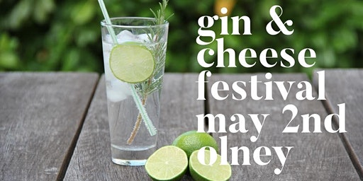 OLNEY GIN AND CHEESE FESTIVAL