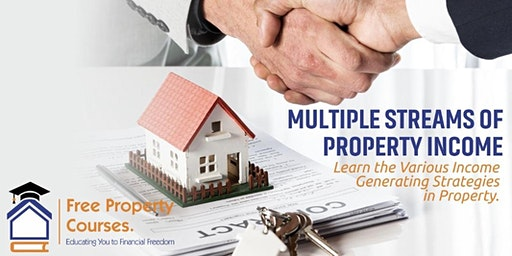 FREE Property Investment Course  3 Day Training  PETERBOROUGH 2020