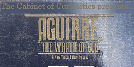 Film and Pizza Night - Aguirre, the Wrath of God (1972) tickets